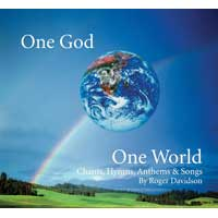 ONE GOD ONE WORLD
